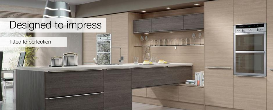 marvelous Best Deals On Fitted Kitchens #4: Quality fitted kitchens supplied and professionally fitted by craftsmen at the best possible prices. browngreyavolaandchampagneavola